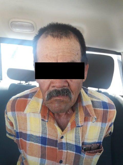 """¡Detuvieron a sexagenario que """"manoseó"""" a una niña de 3 años de edad en Jesús María, Aguascalientes!"""
