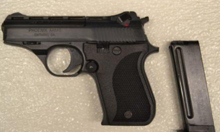 ¡Policías estatales detuvieron a sujeto que realizaba disparos en la calle en Aguascalientes!