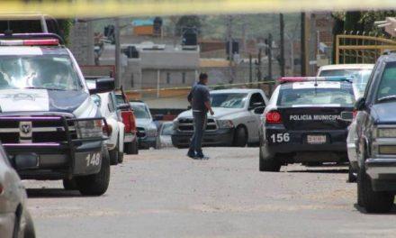 ¡Joven fue ejecutado con disparos de arma de fuego en Zacatecas tras ser perseguido!