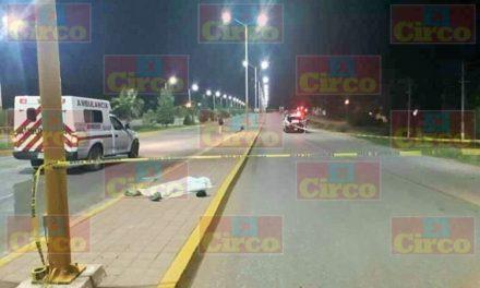 ¡Murieron 2 jóvenes tras un accidente de motocicleta en Río Grande, Zacatecas!