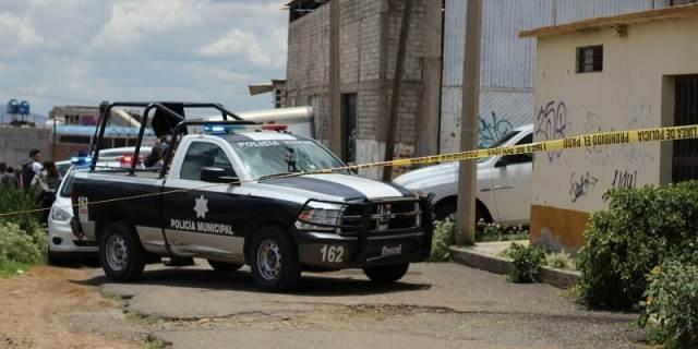 ¡Un hombre fue ejecutado a balazos a bordo de su automóvil en Zacatecas!