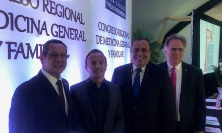 ¡Se lleva a cabo en Aguascalientes el Noveno Congreso Regional de Medicina General y Familiar!