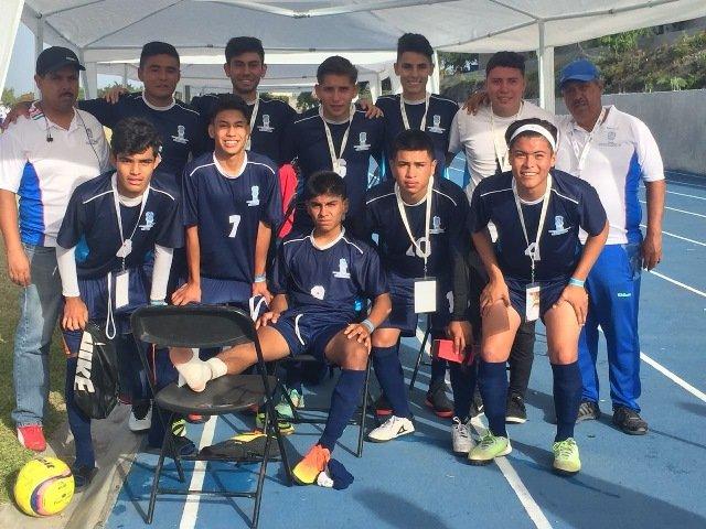 ¡Oro y bronce para Aguascalientes en fútbol 6×6 de los Juegos Nacionales Populares 2018!