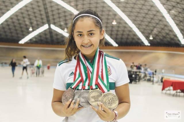 ¡Jennifer de la Fuente competirá en su primer Campeonato Mundial de Ciclismo!