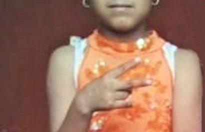 ¡Asesinaron a una niña de 9 años de edad en Guadalupe, Zacatecas: la estrangularon!