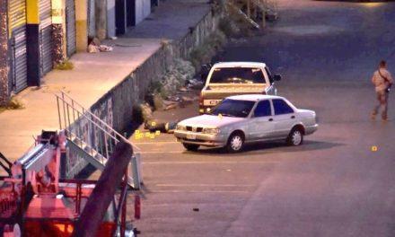 ¡Acribillaron a balazos a un hombre en el mercado de abastos en Zacatecas!