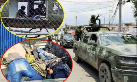 ¡Sangriento enfrentamiento entre militares y delincuentes en San Julián, Jalisco!