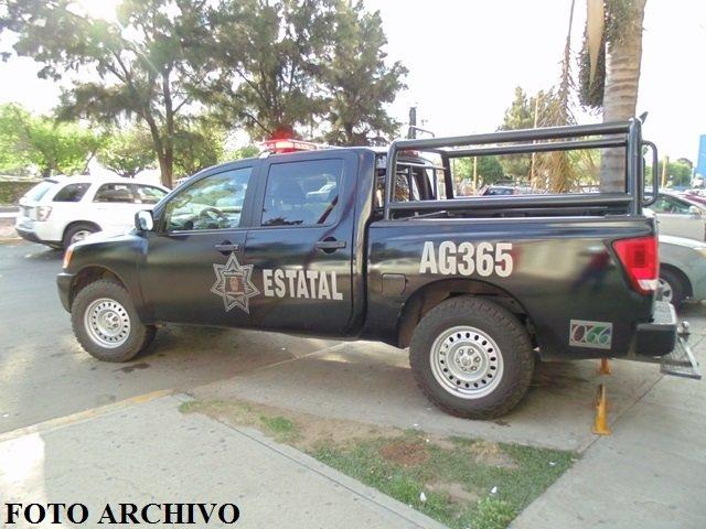 ¡Policías estatales de Aguascalientes detuvieron a 2 jóvenes que asaltaron un negocio de botanas!