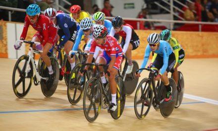 ¡Extraordinaria inauguración del Campeonato Panamericano de Ciclismo de Pista!