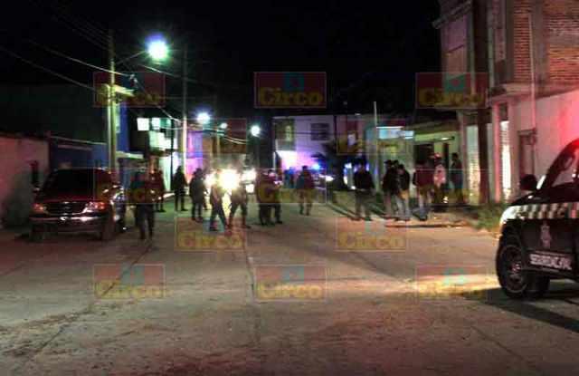 ¡Agresión armada contra policías en Fresnillo!