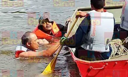 ¡Joven murió ahogado tras meterse a nadar a una presa en Unión de San Antonio, Jalisco!