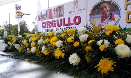 ¡Gana medallista en Centroamericanos beca deportiva en el Cabildo de Pabellón de Arteaga!