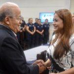 ¡Cumple Tere Jiménez con profesionalización de policías municipales!