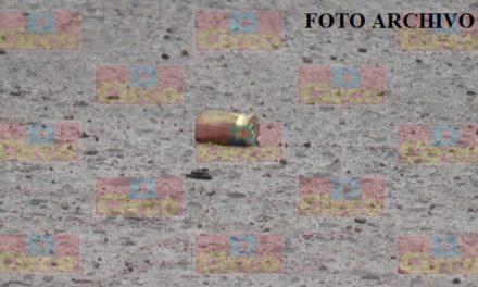 ¡Intentaron ejecutar a un joven en plena Zona Centro de Zacatecas!