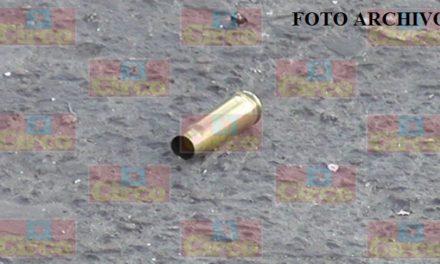¡Ejecutaron a un automovilista con armas de fuego largas en Loreto!