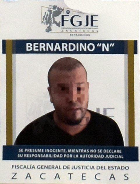 """¡Detuvieron a """"El Gabacho"""", jefe de un grupo criminal que operaba en Zacatecas y Durango!"""