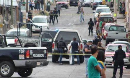 ¡Joven fue ejecutado a balazos en el Mercado de Abastos en Zacatecas!