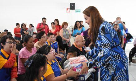 """¡""""Programas con el corazón para quien más lo necesita"""": Tere Jiménez!"""