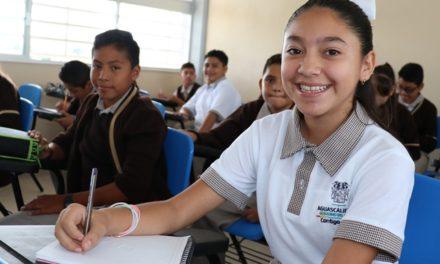 ¡Abiertas las convocatorias para solicitar becas ciclo escolar 2018-2019!