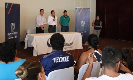 ¡Concluye con éxito capacitación y actualización a entrenadores deportivos!