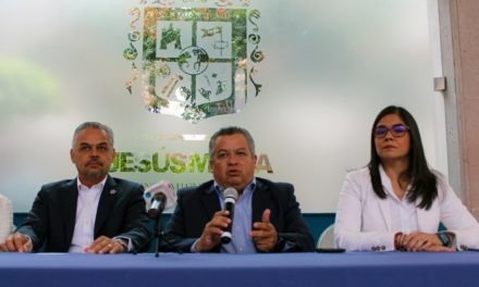 ¡Se suma el Municipio de Jesús María a la estrategia reintegra!