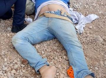 ¡Albañil resultó lesionado tras caer de 6 metros en un distribuidor vial en Aguascalientes!
