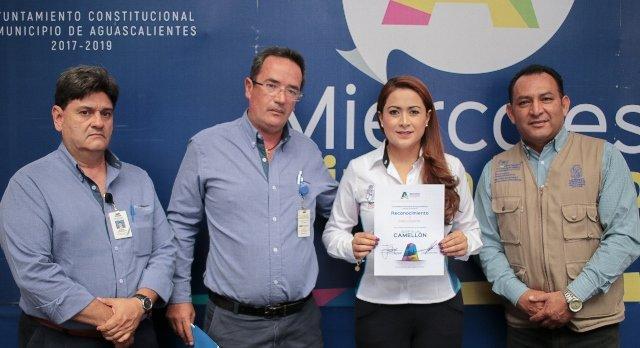 """¡Programa """"Adopta un Camellón"""", un ejemplo internacional!"""