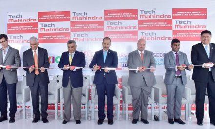 ¡Inaugura el gobernador empresa hindú, líder mundial en el desarrollo de software!
