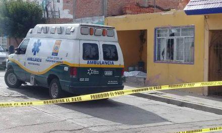 ¡Adulto mayor murió tras caer de su propia altura y golpearse en la cabeza en Aguascalientes!