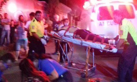 ¡Murió un adolescente tras choque entre dos motocicletas en Aguascalientes!