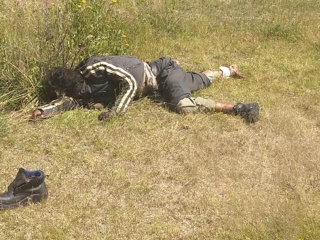 ¡Hallaron muerto y putrefacto a un hombre en un predio en Aguascalientes!