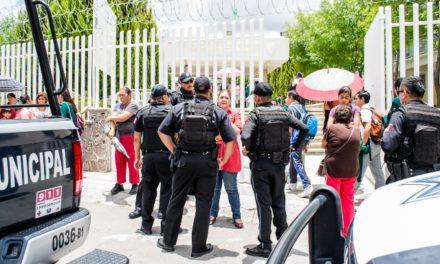¡Reactiva Municipio de Aguascalientes operativo Escuela Segura por regreso a clases!