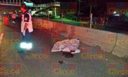 """¡Identificaron al hombre que murió atropellado por un auto """"fantasma"""" en Lagos de Moreno!"""