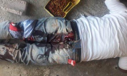 ¡Hombre resultó lesionado tras quedar prensado en una máquina revolvedora en Aguascalientes!