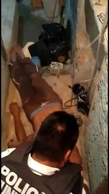 ¡Policías municipales de Aguascalientes le salvaron la vida a hombre que quería ahorcarse!