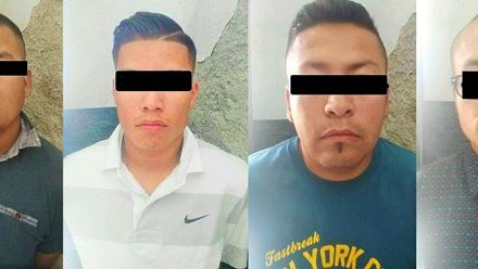¡Detuvieron a 4 sujetos que pretendían robar domicilios en Lagos de Moreno!