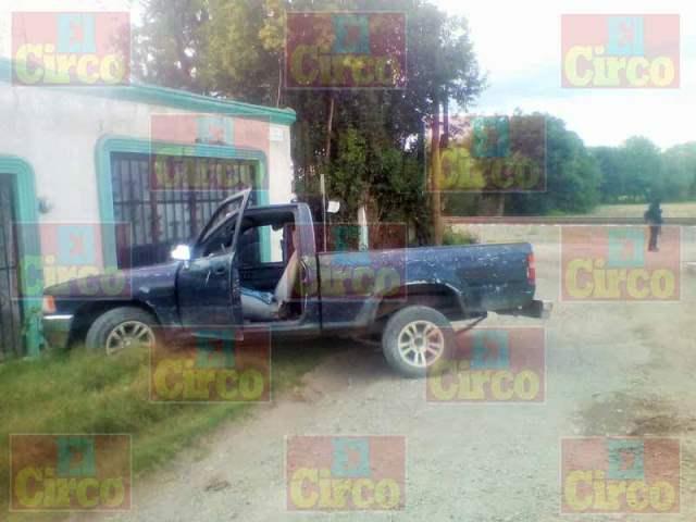 ¡Policías municipales de Lagos de Moreno detuvieron a un robacoches tras una persecución!