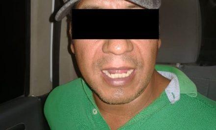 ¡Detuvieron a dos sujetos que agredieron a sus padres en Aguascalientes!