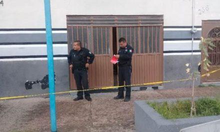 ¡Un hombre se quitó la vida en su casa en el Centro de Aguascalientes por depresión!
