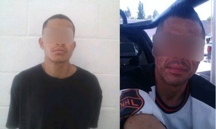 ¡Detuvieron en Aguascalientes a 2 sujetos con 49 cartuchos útiles de uso exclusivo del Ejército!