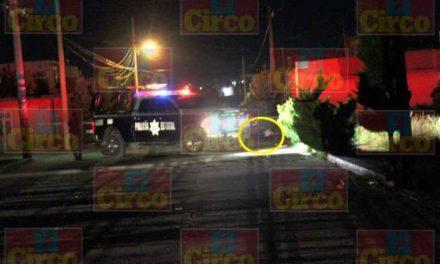¡Taxista fue ejecutado a balazos en Fresnillo por dos motociclistas!
