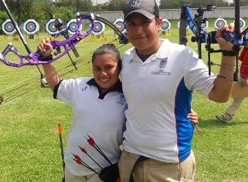 ¡Aguascalientes es bien representado en el Campeonato Nacional de Tiro con Arco Infantil con alumnos del IDEA!