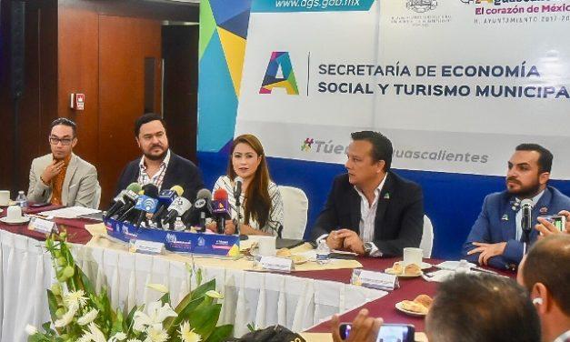 ¡Presenta Tere Jiménez aplicación digital para impulsar el turismo en la ciudad!