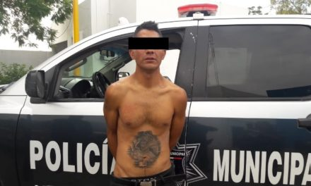 ¡Detuvieron a sujeto que asaltó un domicilio en Aguascalientes y abusó sexualmente de la dueña!