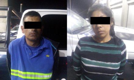 ¡Detuvieron a 3 zacatecanos con un arma de fuego y drogas en Aguascalientes!