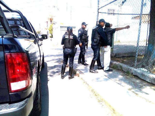 ¡Capturaron en Aguascalientes a un sujeto buscado por homicidio!