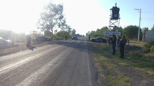 ¡Sujeto buscado por homicidio fue detenido por policías estatales de Aguascalientes!