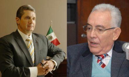 """¡""""Viejo decrépito"""" llama el notario Gerardo Dávila a Javier Aguilera en la UAA!"""