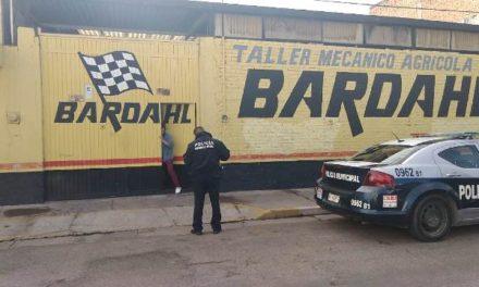 ¡Adulto mayor se quitó la vida ahorcándose en un taller mecánico en Aguascalientes!
