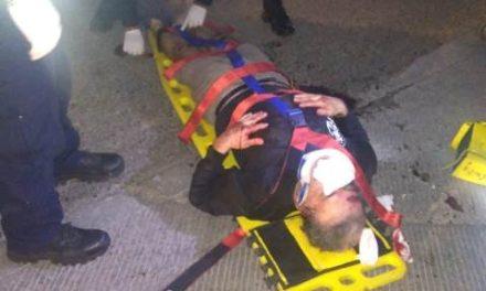 """¡Grave ciclista embestido por una camioneta """"fantasma"""" en Aguascalientes!"""